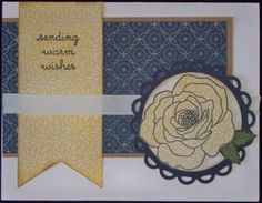 Pemberley with Card Word Puzzle CASed from Vicki W