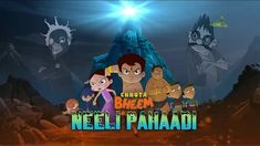 Chhota Bheem Neeli Pahadi New Full Movie in Hindi Cartoon Kids, Hd Wallpaper, Youtube, Cartoons, Movie Posters, Movies, India, Fictional Characters, Website