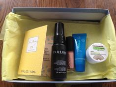 Birchbox May box review
