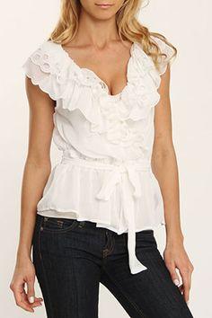 choose styles that mimic your favourite t-shirt  hip length hem, 3/4 length, simple neck line