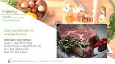 Weisses Fleisch in Ehren doch rotes sollte man auch nicht verwehren 😉 Beef, Food, Food Portions, Meat, Health, Recipies, Essen, Meals, Yemek