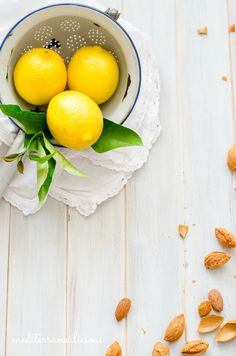 Almond-Ricotta-Lemon Cake ~ Gluten-Free