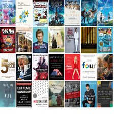 "Wednesday, November 8, 2017: The Charlotte Mecklenburg Library has 41 new bestsellers, 22 new movies, 39 new audiobooks, 11 new music CDs, 211 new children's books, and 765 other new books.   The new titles this week include ""Trolls Holiday,"" ""The Sun and Her Flowers,"" and ""Charlie Brown Thanksgiving 40th Anniversary."""