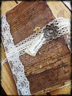 Eternity by ch #chbycarolacoch #sweet #scrap #scrapbooking #loveit #vintage #alteredbook #albumalterado #album #sweetdaugter #inspiration
