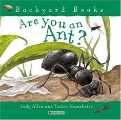 Are You an Ant? (Backyard Books) by Judy Allen,http://www.amazon.com/dp/0753458039/ref=cm_sw_r_pi_dp_bM.itb02PW02GCCP