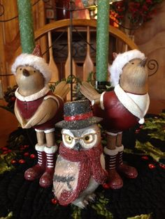 Our Christmas Birds are our #1 gift item for gift exchanges!