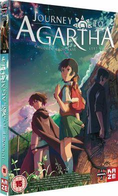 Journey To Agartha [DVD] DVD ~ Megumi Hayashibara, http://www.amazon.co.uk/dp/B00A9YBW54/ref=cm_sw_r_pi_dp_26vIsb1E0GXJF