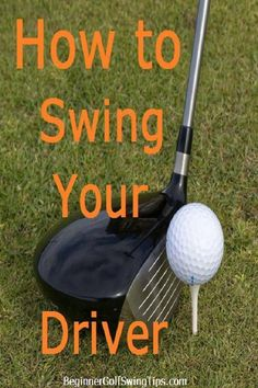 Golf Tips For Beginners Learn how to swing a golf club correctly. Hit your driver straighter with my golf driving tips. How To Swing A Golf Club Step By Step Best Golf Clubs, Best Golf Courses, Golf Mk4, Golf Breaks, Golf Club Grips, Golf Grips, Golf Putting Tips, Golf Videos, Golf Club Sets