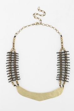 Marisa Haskell X UO Statement Necklace #urbanoutfitters