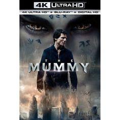 The Mummy (4K/Uhd + Blu-ray + Digital)