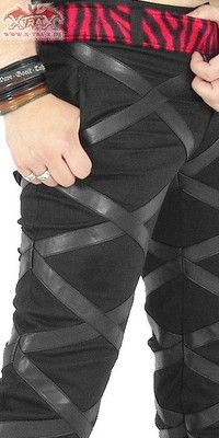 PUNK RAVE High Waist Full Metal Shorts Gothic Cyber Hüft Hose Hot Pants Waisted