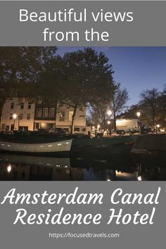Amsterdam Canal Residence | Focused Travels Steep Staircase, Amsterdam Canals, Visit Amsterdam, Canal Boat, Boat Tours, Reception Areas, Trip Advisor, Travel, Beautiful