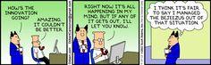 The Dilbert Strip for September 19, 2013