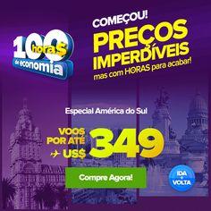 📣 Atenção!! 📢Atenção!! 100 Horas de Economia com preços imbatíveis na RumoNet Viagens. Aproveite. Acesse a nossa loja  ✈ www.rumonet.com.br e garanta já a sua reserva! 🤓