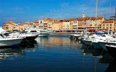 St Tropez - where it all began