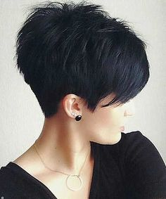 Edgy Short Haircuts for Women 2017