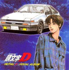 Initial D Daisukestar