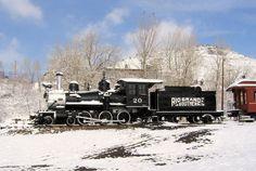 Golden Steam Locomotive | ... steam locomotive 20. Colorado Railroad Museum, Golden, Colorado, March