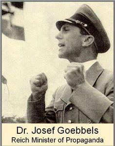 Goebbels' Diary Entry on Jews by Joseph Goebbels. $2.19. Publisher: Shamrock Eden Publishing (December 15, 2009). 16 pages