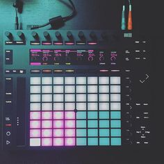 There goes my weekend... Let's give this new hotness a try. #ableton #push2 #audiodope #makemusic #beatmaker by flylyf