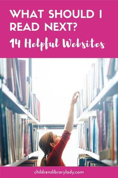 Do you find yourself saying 'what should I read next?' Explore 14 websites that will give you book suggestion ideas based on what you already enjoy.