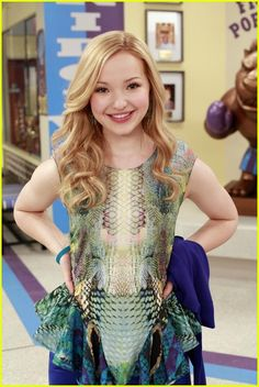 Dove Cameron: 'Liv and Maddie' Premiere in Two Weeks! | dove cameron liv maddie sept 15 07 - Photo Gallery | Just Jared Jr.