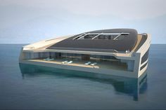 ridiculously amazing yacht...you have to look at the interior pictures on this website oh my god