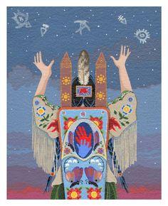 Thundergirl,   Chholing Taha    Cree