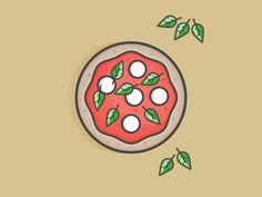 Pizza by Scott Tusk