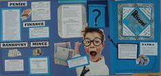 Finanční gramotnost - Lapbook 2.část