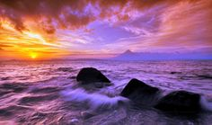 S u n s e t by Dacel Andes
