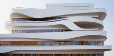 Kaffee Partner Headquarters by 3deluxe #HIMACS #solidsurface #lghausys