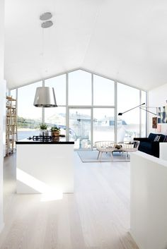 le-sojorner:    Beautiful living space photographs byKristiina Kurronen.