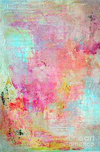 Anahi Mixed Media - Cielo Skies - Abstract Gallery Wall Art by WALL ART and HOME DECOR
