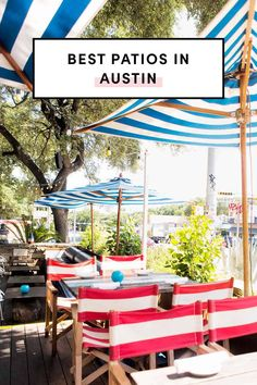 Check out this updated guide with the current re-openings and safeguards put in place! Best Restaurants In Austin With Patios by A Taste of Koko. Enjoy the best patios Austin has to offer! You're going to want to try them all! #exploreaustin #austinrestuarants #austinpatioresaturants Family Vacation Destinations, Cruise Vacation, Cruise Tips, Family Vacations, Disney Cruise, Family Travel, Road Trip Essentials, Road Trip Hacks, Road Trips