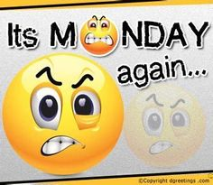 Funny Faces Images, Images Emoji, Funny Emoji Faces, Funny Emoticons, Emoji Pictures, Monday Morning Quotes, Good Monday Morning, Cute Good Morning Quotes, Monday Quotes