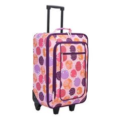 Embark Pilot Multi-Color Luggage