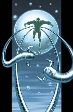 """Doctor Otto Octavius """"Doc Ock"""" from the 90's Spider-Man ..."""