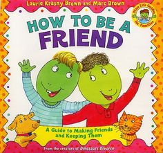 10 Books about how to be a good friend