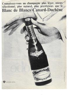 Canard-Duchêne Publicité 1966