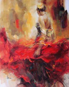 anna razumovskaya  - Romantic Paintings by Anna Razumovskaya  <3 <3