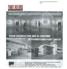Your Source for Art & Culture in Downtown Fort Smith