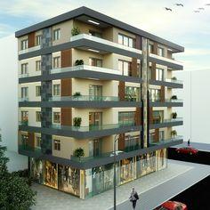 #architecture #facadedesign #housing #residential #architecturaldesign #facades…