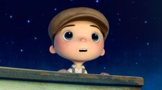 Mooning Over Pixar's 'La Luna' from Director Enrico Casarosa.