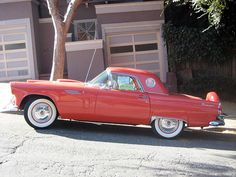 '56 Coral Thunderbird... I would drive it