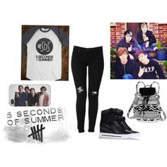 3041b0bda602 9 Best Outfits to meet 5SOS images