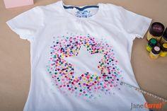 T-Shirt Stempeln