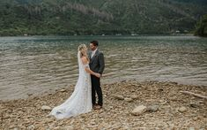 New Zealand Wedding. Lisa and Guy / Married in the Marlborough Sounds Got Married, Getting Married, Marlborough Sounds, Wedding Locations, New Zealand, Lisa, Guys, Wedding Dresses, Photography