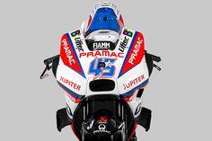 Racing Cafè: Ducati Desmosedici Team Octo Pramac Yakhnich 2016