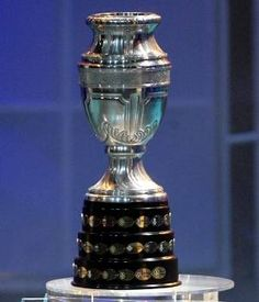 The Copa América Trophy is awarded to the winner of the Copa América tournament, was donated to CONMEBOL by the Ministry of Foreign Affairs of Argentina in 1916. The prestigious laurel was obtained from a jewelry shop in Buenos Aires at the cost of 3,000 Swiss francs. The trophy is a silver ornament with wooden base which contains several plaques. The plaques are engraved with every winner of the competition, as well as the edition wo america trophy